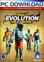Trials Evolution Gold Edition Box Art