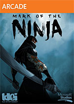 Mark of the Ninja Box Art