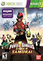 Power Rangers Super Samurai Box Art