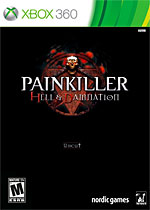 Painkiller Hell & Damnation Box Art