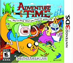 Adventure Time: Hey Ice King! Why'd You Steal Our Garbage?!! Box Art