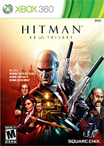 Hitman HD: Trilogy Box Art