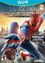 The Amazing Spider-Man: Ultimate Edition Box Art