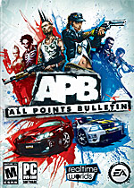 APB: All Points Bulletin Box Art