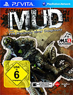 MUD – FIM Motocross World Championship Box Art