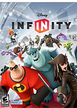 Disney Infinity Box Art
