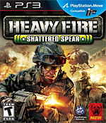 Heavy Fire: Shattered Spear Box Art