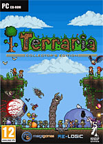 Terraria Box Art