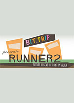 BIT.TRIP Presents… Runner 2: Future Legend of Rhythm Alien Box Art