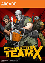 Special Forces: Team X Box Art