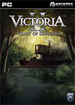 Victoria II: Heart of Darkness Box Art