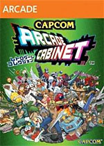 Capcom Arcade Cabinet Box Art