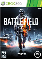 Battlefield 3: End Game Box Art