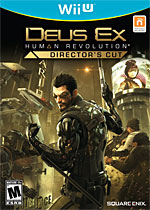 Deus Ex: Human Revolution Director's Cut Box Art
