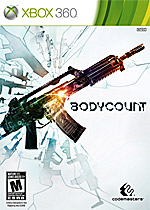 Bodycount Box Art