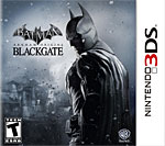 Batman: Arkham Origins Blackgate Box Art