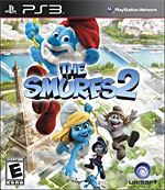 The Smurfs 2 Box Art