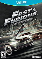Fast & Furious: Showdown Box Art