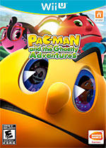 PAC-MAN and the Ghostly Adventures Box Art