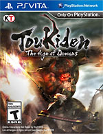 Toukiden: The Age of Demons Box Art