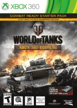 World of Tanks: Xbox 360 Edition Box Art