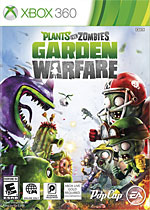 Plants Vs. Zombies: Garden Warfare Box Art