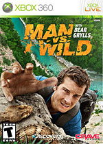 Man vs. Wild Box Art
