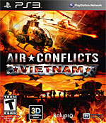 Air Conflicts: Vietnam Box Art