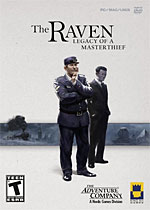 The Raven – Legacy of a Master Thief Box Art