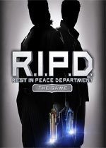 R.I.P.D. The Game Box Art