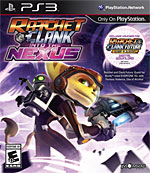 Ratchet & Clank: Into the Nexus Box Art