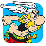 Asterix: Megaslap Box Art