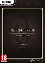 The Elder Scrolls Anthology Box Art