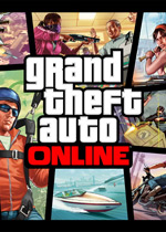 Grand Theft Auto Online Box Art