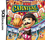 New Carnival Games Box Art