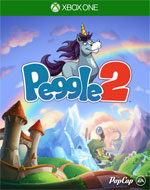 Peggle 2 Box Art