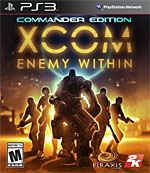 XCOM: Enemy Within Box Art