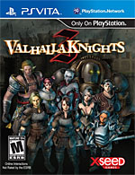 Valhalla Knights 3 Box Art