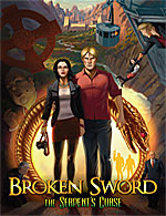Broken Sword 5: the Serpent´s Curse Box Art