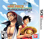 One Piece: Romance Dawn Box Art