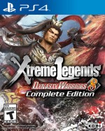 Dynasty Warriors 8: Xtreme Legends Box Art