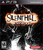 Silent Hill: Downpour Box Art