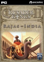 Crusader Kings II: Rajas of India Box Art