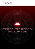 Space Invaders Infinity Gene Box Art