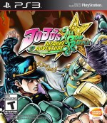 JoJo's Bizarre Adventure: All-Star Battle Box Art
