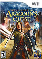 The Lord of the Rings: Aragorn's Quest Box Art