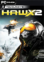 Tom Clancy's HAWX 2 Box Art