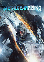 Metal Gear Rising: Revengeance Box Art