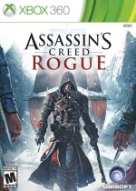 Assassin's Creed Rogue Box Art