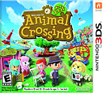 Animal Crossing 3DS (Nintendo 3DS) Box